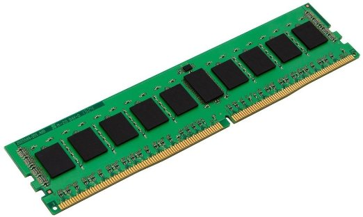 Kingston - Memória PC - Kingston KTH-PL424/8G 8Gb/2400MHz ECC Reg DDR4 memória
