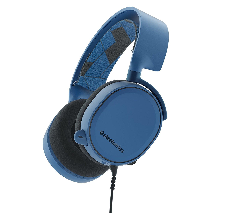 SteelSeries - Fejhallgató és mikrofon - Steelseries Arctis 3 7.1 fejhallgató  + mikrofon 887a893121