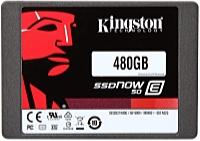 Kingston - Drive SSD - Kingston SSDNow E50 480GB 2,5' 7mm SSD meghajtó