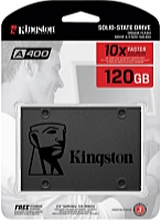 Kingston - Drive SSD - Kingston A400 120GB SATA3 2,5' 7mm SSD meghajtó