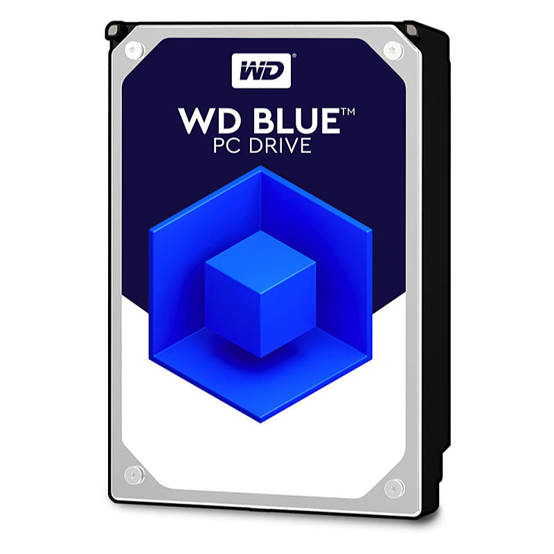 WD - Drive HDD 3,5 - Western Digital Blue 500GB 3.5' 64Mb 5400rpm SATA3 merevlemez