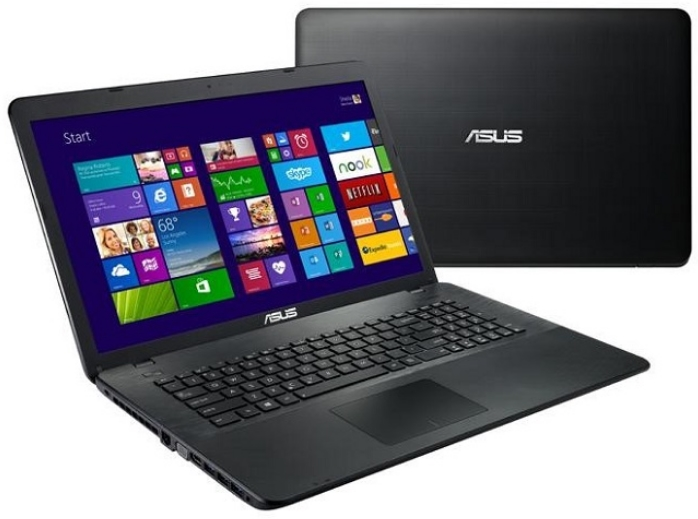 ASUS - Notebook - Asus X751NA-TY002 17,3' N3350 4G 1Tb Linux notebook