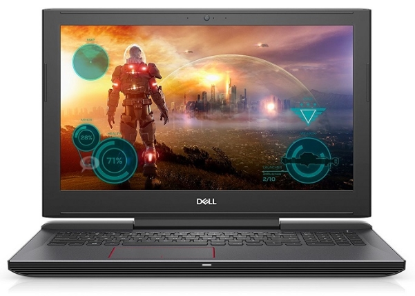 Dell - Notebook - Dell Inspiron 7577 15,6' FHD IPS i7-7700HQ 16G 1Tb+256G GTX1060/6G Linux notebook