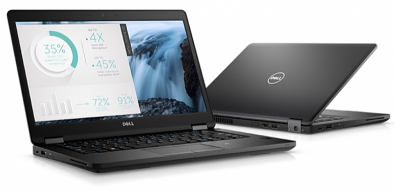 Dell - Notebook - Dell Latitude 5480 14' i5-7200U 8G 256G W10Pro notebook