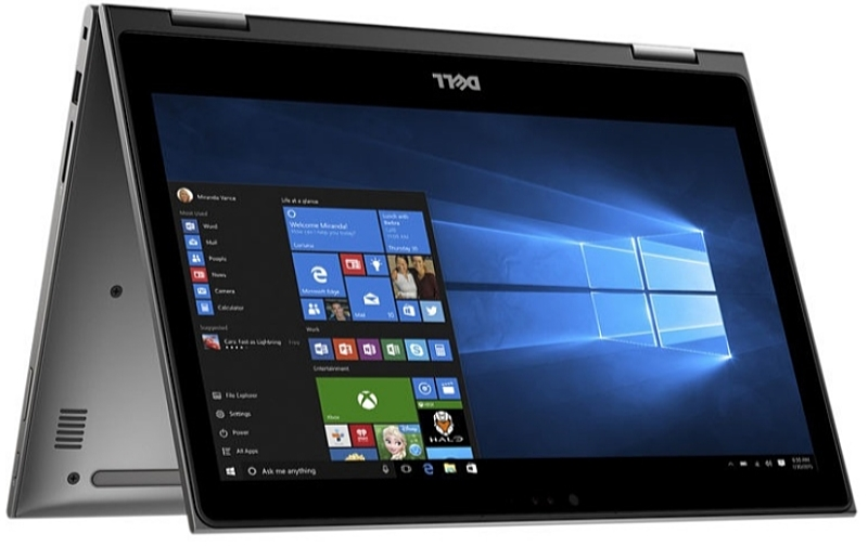 Dell - Notebook - Dell Inspiron 5378 13,3' FHD Touch i3-7130U 4G 256G W10Home notebook