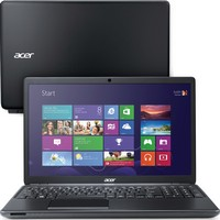 Acer - Notebook - Acer Travelmate P255-M-34014G75Mnkk fekete notebook / laptop