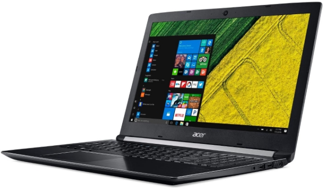 Acer - Notebook - Acer A515-51G-384H 15,6' i3-7130U 4G 1Tb MX130/2G Linux notebook